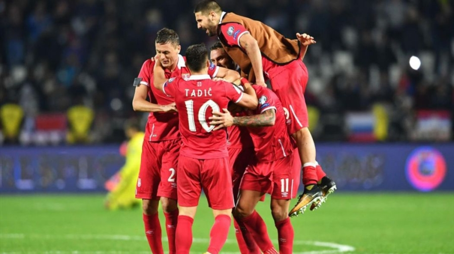 Serbia - an underdog team